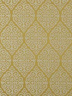 Clarke & Clarke Zari – Citrus Fabric - Price Per Yard: $71.50  #interiors #decor #design