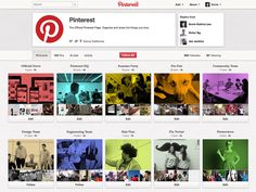 Pinterest is Pinning!, via the Official Pinterest Blog: Get to know the Team! #Pinterest_Official_Page