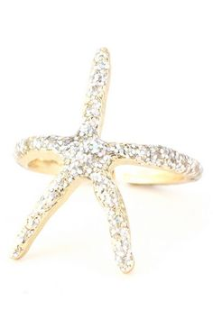Underwater Treasure Trove Ring