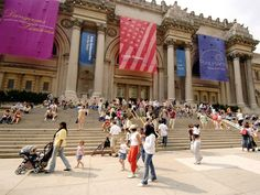 The Met is the second largest art museum in the world, so even though it welcomed six million visitors last year, there is always a quiet place to explore, says Victoria Cairl, Tourism Marketing Manager at the museum. Mondays are the least busy day of the week, and you can buy a ticket online in advance to skip the lines. (But take note: If you do that, you'll pay the full $25 admission fee; if you can stand the wait, you can also pay what you wish for admission.)