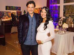 New trending story from People : Andrew Keegan Welcomes Daughter Aiya Rose. Andrew Keegan, Pregnant Celebrities, Baby Blog, Celebrity Babies, Cute Photos, Welcome, Girlfriends, Pregnancy, Daughter