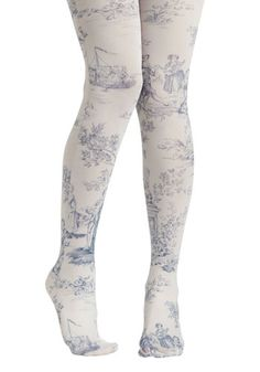 A Tale Of New Tights, from ModCloth
