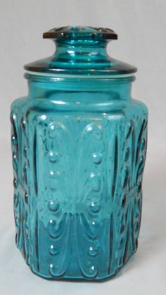 Hey, I found this really awesome Etsy listing at https://www.etsy.com/listing/176873816/large-vintage-imperial-glass-canister