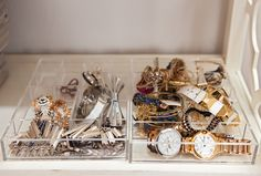 Alexandra's jewelry box