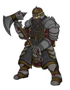 WoW Dwarf Warrior | Dwarf Warrior Art Dwarf warrior by superdude55