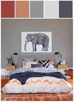 I like the colors and the elephant :)