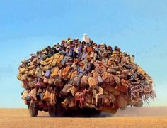Funny pictures have overloaded the transport - 20 pics - Foto Poster, People Of The World, Belle Photo, Wonders Of The World, Cool Photos, Amazing Photos, Unbelievable Pictures, Beautiful Pictures, Transportation