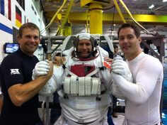 Twitter / Astro_Andreas: Scuba diving with @Thom_astro ...