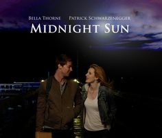 Midnight Sun is an upcoming American romantic drama film directed by Scott Speer and written by Eric Kirsten, based on the 2006 Japanese film of same name. The film stars Bella Thorne, Patrick Schwarzenegger, and Rob Riggle. Midnight Sun Trailer, Midnight Sun Full Movie, Patrick Schwarzenegger, Hollywood Movies Online, Hd Movies Online, Bella Thorne, Romance Movies, Drama Movies, Drama Film