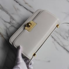Genuine Leather Small Underarm Shoulder Bag Purse 2020 | Annie Jewel Leather Backpack, Leather Wallet, Leather Bag, Leather Rivets, Chain Crossbody Bag, Leather Shoulder Bag, Shoulder Bags, Clutch Wallet, Underarm