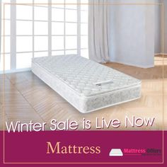 Afterpay Mattress – Turn your bedroom into a lavish sleep haven  WINTER SALE ON MATTRESS OFFERS  This winter take really good care of your Home.  🛍LAY DOWN FOR LESS At #MATTRESSOFFERS - FOR YOUR BEAUTIFUL HOUSE🛍   We definitely spend approximately one-third of our lives in bed, and that's one reason for choosing the right mattress for you.   #afterpaymattress #shophumm #wintersale Live In The Now, Winter Sale, Beautiful Homes, Mattress, Third, Sleep, Bedroom, House, Furniture