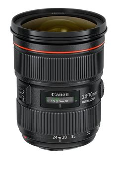 Canon EF 24-70mm f/2.8L USM Standard Zoom Lens for Canon SLR Cameras