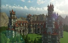 Palace Of Sakara Minecraft World Save