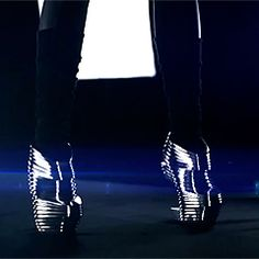 NOVA Shoe by Zaha Hadid for United Nude