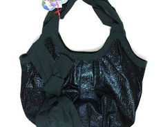 Irregular Choice Bags Bow Slouch Bag ICBOWO3 - One Size UK - Green