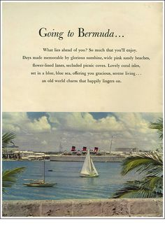 Vintage Bermuda. Pin provided by Elbow Beach Cycles http://www.elbowbeachcycles.com