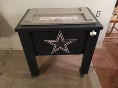 Custom Wooden Coolers by WWBS on Etsy, $260.00
