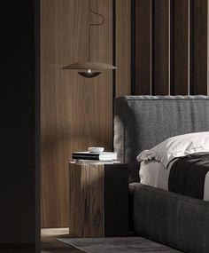 Floating Nightstand, Bedroom, Table, Furniture, Design, Home Decor, Floating Headboard, Decoration Home, Room Decor