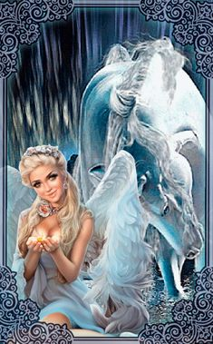 Fantasy World, Fantasy Art, World Gif, Jesus Christ Images, Sisters Forever, Angel Pictures, Fairytale Castle, Beautiful Gif, Guardian Angels