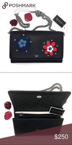 Rare Juicy Couture Black Label Floral Wallet Genuine Juicy Couture Black  Label collection (basically the. Poshmark 05fc1830e9