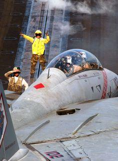 F-14B Tomcat assigned to the Diamondbacks
