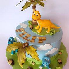 #dinosaur #dinosaurcake #montenegrocakes #tortecrnagora #cakestopperbyvukcevicbranka