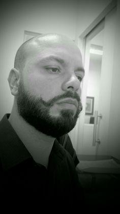 P&B, Beard and Bald, Full Beard Style, Mustache Classic, Beard & Mustache, Lumberman, Bearded.