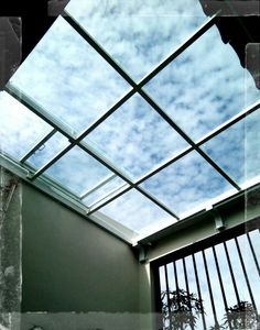 Outdoors Discover Car Ports Open Ceiling Patio Canopy Interior Windows Canopy Design Laundry Room Design Glass Roof Skylight Minimalist Home House Canopy, Patio Canopy, Canopy Tent, Minimalist Garden, Minimalist Home, Outdoor Laundry Rooms, Canopy Glass, Room Partition Designs, Open Ceiling