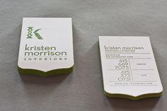 Peck and Co. » Archive » Kristen Morrison Interiors Branding