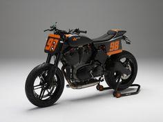 BOTT XR1 Nascar a nova moto de Eric De Doncke