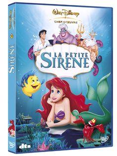 La Petite Sirène - Edition simple