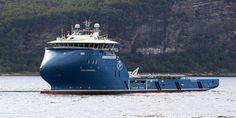 The first Havyard WE design delivered to Fafnir #Offshore -