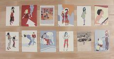Ilustración, nudo y desenlace (José Luis Ágreda). Curso Online | Domestika