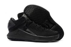 d2d2909f312 Cheap Air Jordan 32 Low Triple Black - Mysecretshoes Jordan Basketball  Shoes, Air Jordan Shoes