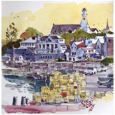 Please visit http://shariblaukopf.com/ to see more amazing paintings  https://shariblaukopf.files.wordpress.com/2015/06/img_0635.jpg #sketchcollector