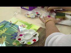 Ateliê na TV - Rede Brasil - 25.11.2016 - Mayumi Takushi e Isamara Custódio - YouTube