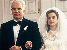 Father of the Bride - If you haven't seen this movie a million times... you are crazy.