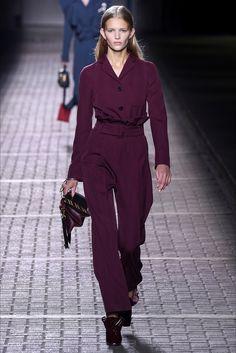 Sfilata Mulberry Londra - Collezioni Primavera Estate 2017 - Vogue