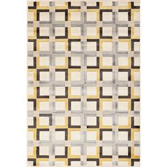Christopher Knight Home Paris Citron Declan Pearl Area Rug (7'10 x 9'10)
