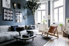 50 stunning grey living room ideas, tips and inspiration. Learn exactly how to design your own grey living room! Design Room, Small Living Room Design, Living Room Grey, Home Living Room, Living Room Designs, Moroccan Decor Living Room, Living Room Decor, Decor Inspiration, Grey Living Room Inspiration