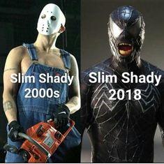 Eminem Funny, Eminem Wallpapers, Eminem Photos, Slim Shady, Rap, Superhero, Memes, Fictional Characters, Manualidades