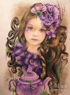 Sheena Pike: Artista Sitio Web