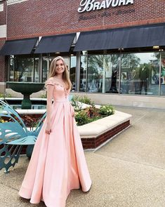 ✨🧚♀️💋 Disney Princess Vibes 💋🧚♀️✨   Open by appointment. CALL 770-977-8916 to reserve your appointment or book online!  www.bravurafashion.com 📍 Marietta, Georgia #BravuraFashion #BravuraBabe #SherriHill #SherriHillDress #Ballgown #DisneyPrincess #PinkBallGown #ItHasPockets #SummerProm #Prom2020 #Pageant #PageantDress #DesignerDress  BRAVURA FASHION BRIDAL PROM SOCIAL OCCASION EST. 1988 THE AVENUE EAST COBB | 4475 ROSWELL ROAD | SUITE 1610 | MARIETTA, GA 30062 WWW.BRAVURAFASHION.COM Prom Boutiques, Marietta Georgia, Sherri Hill Prom Dresses, Formal Dresses, Wedding Dresses, Pageant, Mother Of The Bride, Designer Dresses