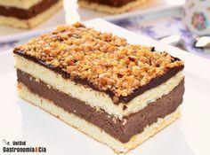 Tarta De Trufa. Receta Fácil | Gastronomía & Cía