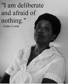 """""""I am deliberate and afraid of nothing."""" - AL"""