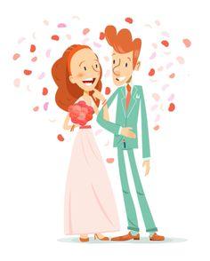 Uitnodiging voor je huwelijk, bedanking van de gasten na je bruiloft of save the date voor jullie trouwfeest? Een zelfgemaakte krant is uniek en origineel.