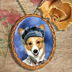 Welsh Corgi Pembroke Jewelry Brooch Handcrafted by NobilityDogs Dog Jewelry, Jewelry Gifts, Loss Of Dog, Corgi Gifts, Pembroke Welsh Corgi, Pet Portraits, Your Dog, Dog Lovers, Gifts For Her
