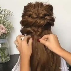 Best 12 hairstyles – Hairstyles For Work Nurse hairstyles – Hairstyles For Work Nurse Nurse Hairstyles, Top Hairstyles, Pretty Hairstyles, Braided Hairstyles, Hair Styles 2016, Curly Hair Styles, Hair Upstyles, Great Hair, Hair Videos