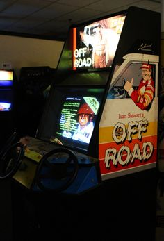 Underground Retrocade - Preserving the arcade experience for all of us.