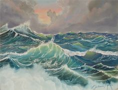 Seascapes by Barbara Keel